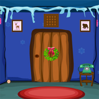 Free online flash games - Christmas Dollhouse Escape game - WowEscape
