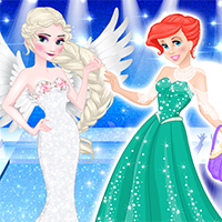 Free online flash games - Disney Fashion Runway game - WowEscape