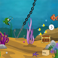 Free online flash games - Rescue The Trapped Fish game - WowEscape