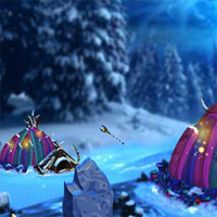Free online flash games - EnaGames The Frozen Sleigh-The Loki Escape game - WowEscape
