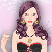 Free online flash games - Colorful Spring Makeup game - WowEscape