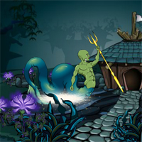 Free online flash games - Angel escape game game - WowEscape