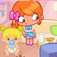 Free online flash games - Babysitter Slacking 2 game - WowEscape