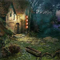 Free online flash games - Sacred Forest Escape game - WowEscape