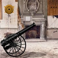 Free online flash games - GenieFunGames Abandoned Royal Palace Escape game - WowEscape