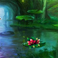 Free online flash games - Rescue Sparrow from Fantasy forest