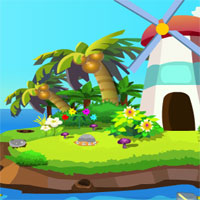 Free online flash games - Games4Escape Island Wind House Escape game - WowEscape