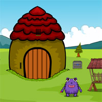 Free online flash games - Games2Jolly Red Panda Escape game - WowEscape