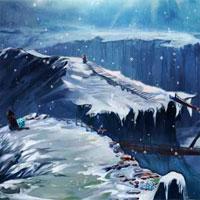 Free online flash games - Ena The Frozen Sleigh-Snow Castle Escape game - WowEscape