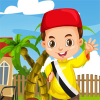 Free online flash games - Games4King Malay Boy Rescue game - WowEscape