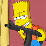 Free online flash games - Simpsons 3D Springfield game - WowEscape