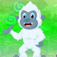 Free online flash games - G4K Canine Monkey Escape