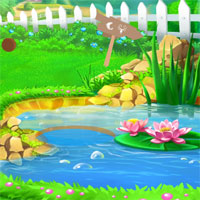 Free online flash games - ZooZoo Hidden Forest House game - WowEscape