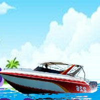 Free online flash games - Boat Parking game - WowEscape