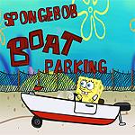 Free online flash games - SpongeBob Boat Parking game - WowEscape