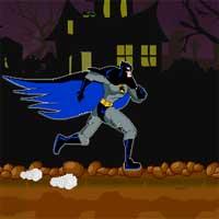 Free online flash games - Batman Adventure Run game - WowEscape