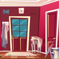 Free online flash games - Corridor Door Escape game - WowEscape