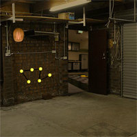 Free online flash games - Basement Garage Escape game - WowEscape