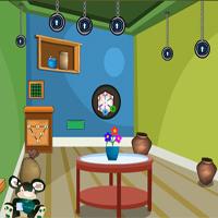 Free online flash games - GenieFunGames Little Room Escape game - WowEscape