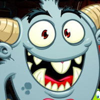 Free online flash games - G4K Overjoyed Monster Escape