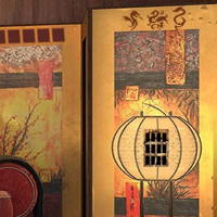 Free online flash games - Japanese Room game - WowEscape