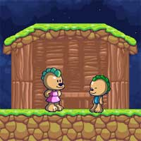 Free online flash games - Tamus and Mitta Adventures game - WowEscape