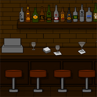 Free online flash games - Escape the Bar game - WowEscape
