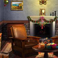 Free online flash games - Ena The Frozen Sleigh-Alex Home Escape game - WowEscape