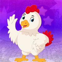 Free online flash games - G4K Gleeful Hen Escape