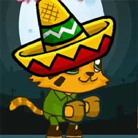 Free online flash games - Mexico cat 2 game - WowEscape