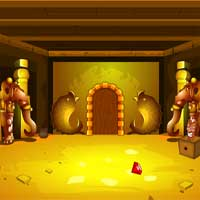 Free online flash games - Elephant Cave MirchiGames game - WowEscape