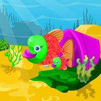 Free online flash games - vetti fish escape game - WowEscape