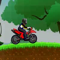 Free online flash games - Hill Climb Bike Race game - WowEscape