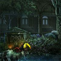 Free online flash games - 8BGames Backyard Escape game - WowEscape