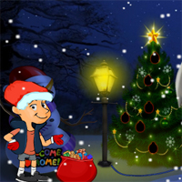 Free online flash games - NsrEscapeGames Merry Christmas 07 game - WowEscape