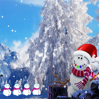 Free online flash games - NsrEscapeGames Merry Christmas 06 game - WowEscape