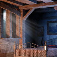 Free online flash games - 365Escape Old Wooden Cottage game - WowEscape
