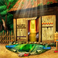 Free online flash games - Top10 Find the Golden Star Escape