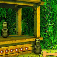 Free online flash games - G2J Fort Soldier Rescue game - WowEscape