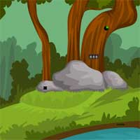 Free online flash games - ZooZooGames Siau Island Tarsier Escape game - WowEscape