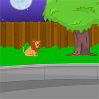 Free online flash games - SD Toon Escape Zoo game - WowEscape