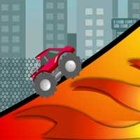 Free online html5 games - Craze Truck game