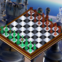 Free online flash games - Chess Shtoss game - WowEscape