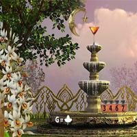Free online flash games - 365 Elf Garden game - WowEscape
