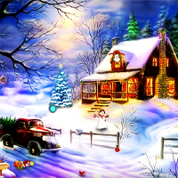 Free online flash games - Top10NewGames Find The Santa Coat game - WowEscape