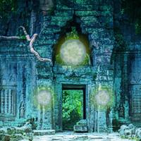 Free online flash games - Ruins Castle Escape game - WowEscape