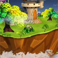 Free online flash games - Nsr Sky Land Mystery Escape game - WowEscape