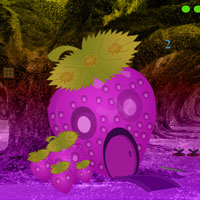 Free online flash games - Thanksgiving Fruits Forest Escape game - WowEscape