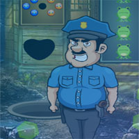 Free online flash games - G4K Angry Cop Rescue