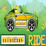 Free online flash games - Minions Ride game - WowEscape